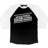 Space Force Baseball Shirt