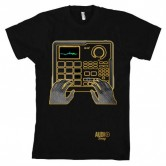 Golden Beatmaker Mens T by Audio Swag