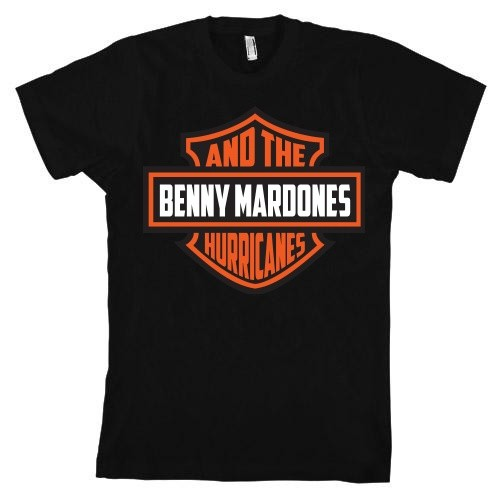 Benny & The Hurricanes Shield T-Shirt