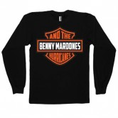 Benny & The Hurricanes Shield Long Sleeve Shirt