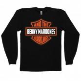 Benny & The Hurricanes Shield Long Sleeve Shirt