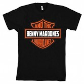 Benny & The Hurricanes Shield T-Shirt
