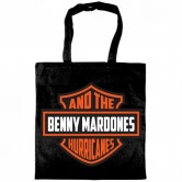 BENNY & THE HURRICANES SHIELD TOTE