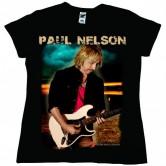 PAUL NELSON Style #1 Ladies Tee