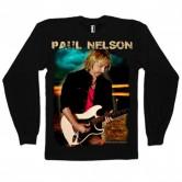PAUL NELSON Style #1 Long Sleeve Tee
