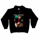PAUL NELSON Style #1 Zip Up Hoodie