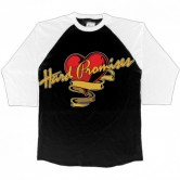 Hard Promises Men's 3/4 Sleeve Raglan T-Shirt