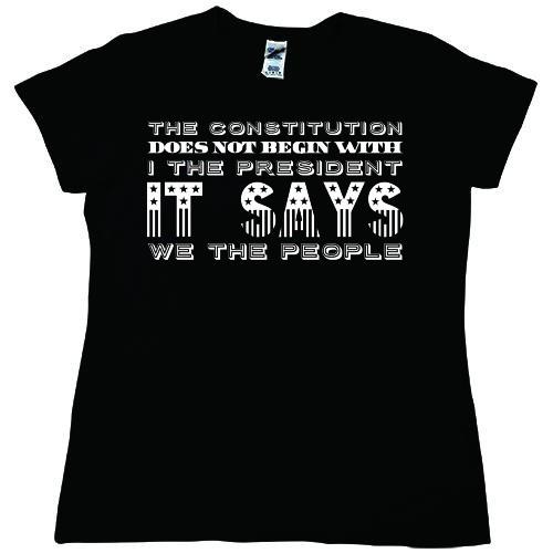 We The People (Dark)