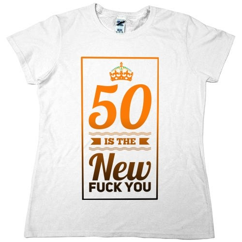 50 is The New F You (Classic)