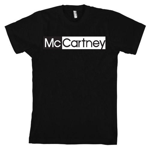 McCartney Logo Shirt