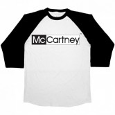 McCartney Logo Raglan Sleeve
