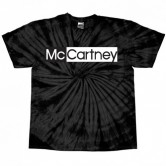 McCartney Logo Black Tie Dye (Mens)