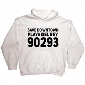 Save Playa del Rey Light Hoodies