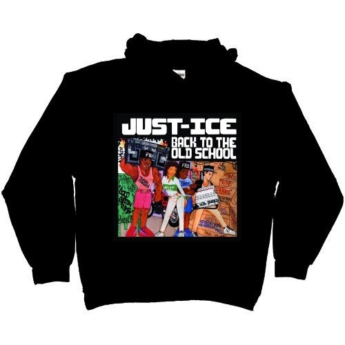 Just-Ice - Back To The Old School - Hoodie