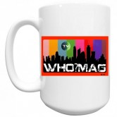 WHO?MAG TV Coffee Mug