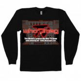 WHO?MAG TV Long Sleeve (front only)