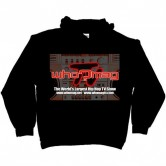 WHO?MAG TV Sweat Shirt (Front & Back)