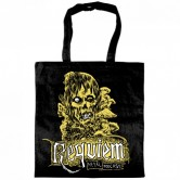 CORPSE HEAD SHOPPING BAG