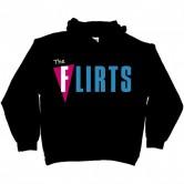 The Flirts Logo Hoodie Black