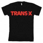 Trans-X Red Logo Men's Tee