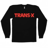 Trans-X Red Logo Long Sleeve