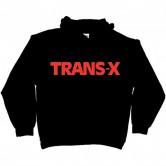 Trans-X Red Logo Men's Hoodie