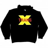 Trans-X Yellow X Men's Hoodie