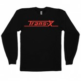 Trans-X Retro Logo Long Sleeve