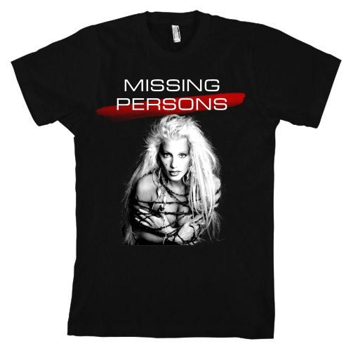 Missing Persons Men's Tee 2