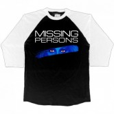 Missing Persons Men's 3/4 Black