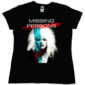 Missing Persons Women's Tee 1