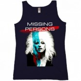 Missing Persons Ladies Tank 1
