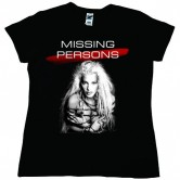 Missing Persons Ladies Tee 2