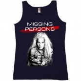 Missing Persons Ladies Tank 2