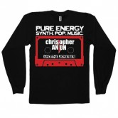 Christopher Anton Casette Long Sleeve Black
