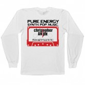 Christopher Anton Casette Long Sleeve White