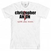 Synth. Pop. Music T-Shirt