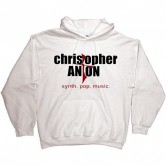 Synth. Pop. Music. Pull Over Hoodie
