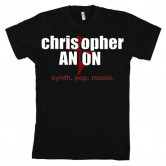 Synth. Pop. Music Style #2 T-Shirt