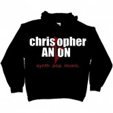 Synth. Pop. Music Style #2 Pull Over Hoodie