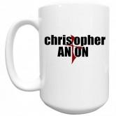 Christopher Anton Logo Mug