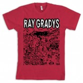 Ray Gradys Rednecks, Zombies, Terrorists (Red)