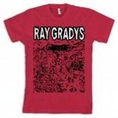 Ray Gradys Rednecks, Zombies, Terrorists (Red)