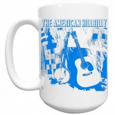 The American Hillbilly Carolina Blue Coffee Mug