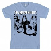 The American Hillbilly Light Blue T-Shirt