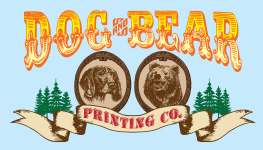 Dog & Bear Printing Co